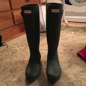 Original tall Hunter boots